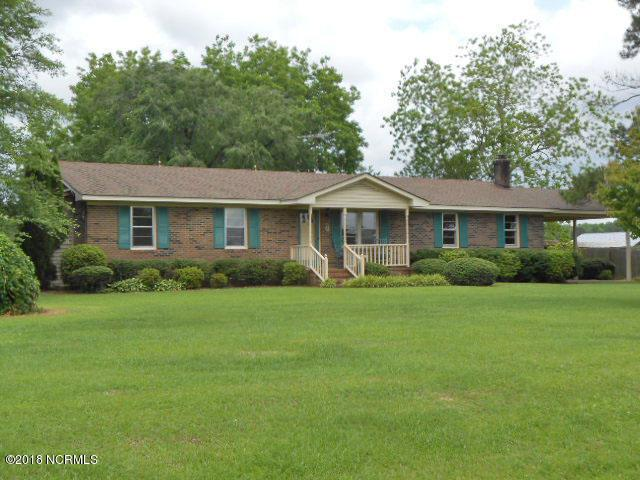 1975 Crisp Road, Robersonville, NC 27871 (MLS #100116525) :: Berkshire Hathaway HomeServices Prime Properties