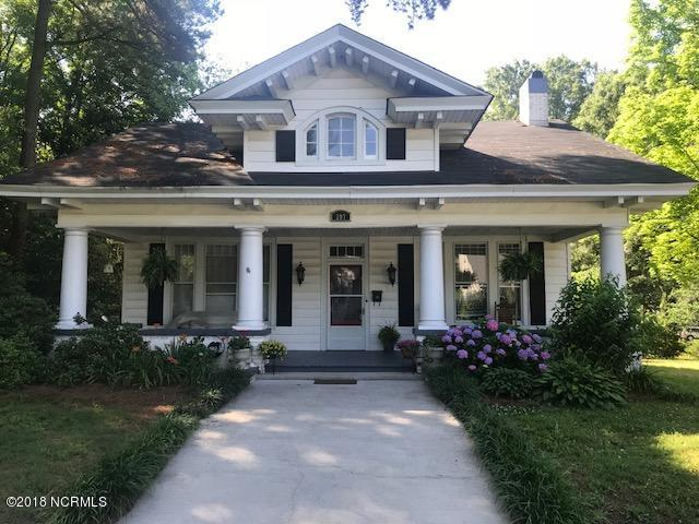 207 Clyde Avenue NW, Wilson, NC 27893 (MLS #100118692) :: Harrison Dorn Realty