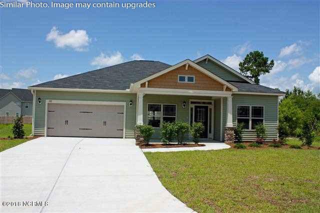120 Farmstead Place, Jacksonville, NC 28540 (MLS #100135157) :: RE/MAX Essential