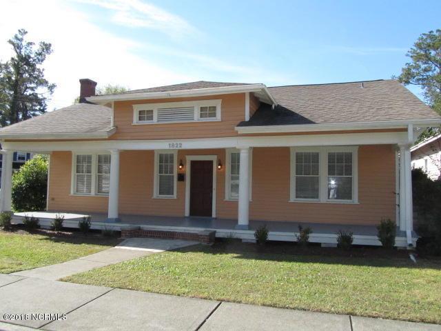 1822 Wrightsville Avenue, Wilmington, NC 28403 (MLS #100138467) :: Coldwell Banker Sea Coast Advantage