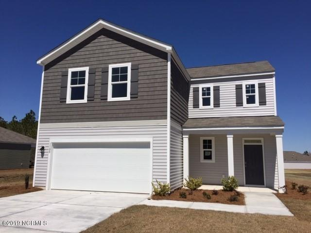 1100 S Fisher King Drive SE Lot #293, Bolivia, NC 28422 (MLS #100141860) :: The Keith Beatty Team