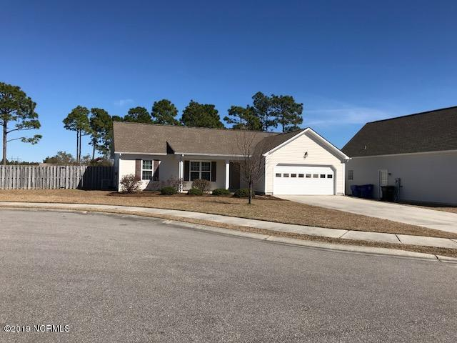414 Tree Court, Holly Ridge, NC 28445 (MLS #100150363) :: Courtney Carter Homes