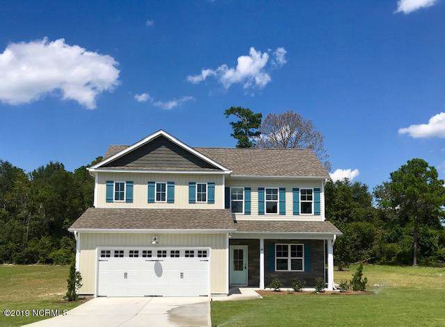 40 Chimney Landing Drive, Rocky Point, NC 28457 (MLS #100167478) :: CENTURY 21 Sweyer & Associates