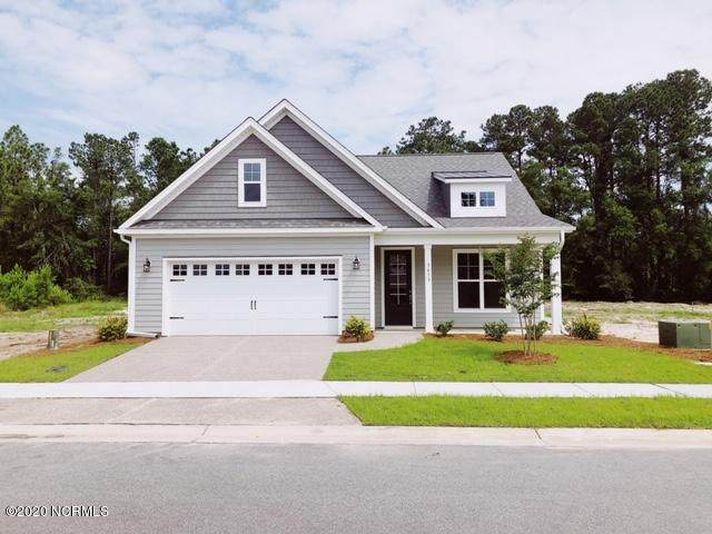 3613 Echo Farms Boulevard, Wilmington, NC 28412 (MLS #100196250) :: Vance Young and Associates