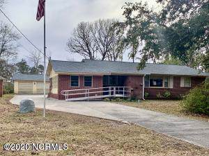 4111 Country Club Road, Morehead City, NC 28557 (MLS #100197744) :: Vance Young and Associates