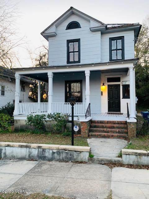 1108 S 4th Street, Wilmington, NC 28401 (MLS #100201195) :: Lynda Haraway Group Real Estate