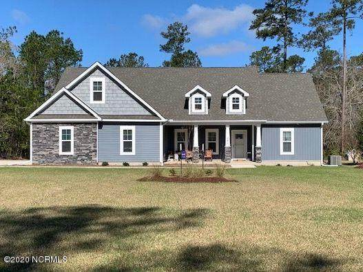 241 White Oak Bluff Road, Stella, NC 28582 (MLS #100205515) :: Barefoot-Chandler & Associates LLC