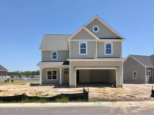 223 Hanover Lakes Drive, Wilmington, NC 28401 (MLS #100209925) :: The Keith Beatty Team