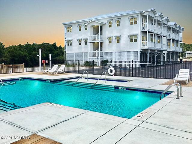 702 E Moore Street #208, Southport, NC 28461 (MLS #100219512) :: The Cheek Team