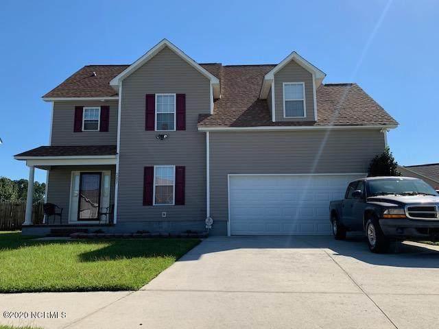207 Ashcroft Drive, Jacksonville, NC 28546 (MLS #100223176) :: Carolina Elite Properties LHR