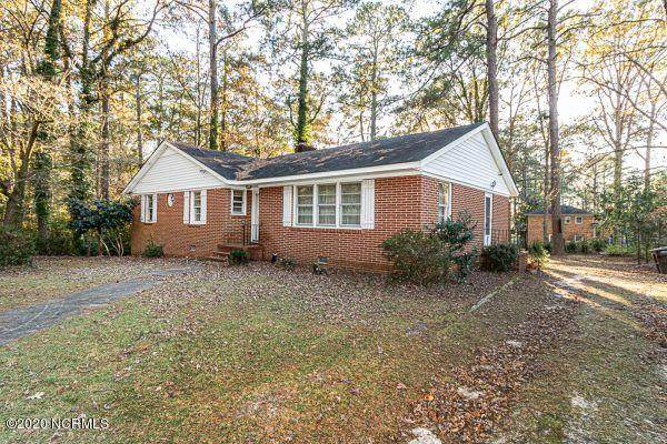 1506 Speight Forest Drive, Tarboro, NC 27886 (MLS #100224140) :: Carolina Elite Properties LHR