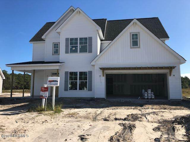 106 Northern Pintail Place, Hampstead, NC 28443 (MLS #100232489) :: RE/MAX Essential