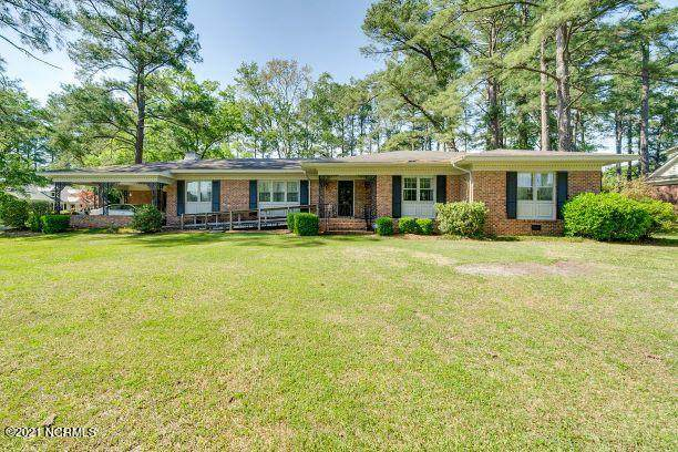 405 E Westbrook Street, Wallace, NC 28466 (MLS #100269420) :: The Cheek Team