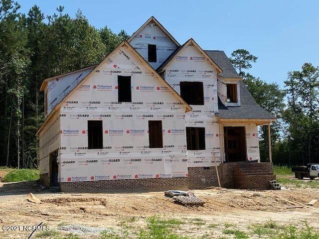 371 Duck Pond Road, Nashville, NC 27856 (MLS #100272258) :: Barefoot-Chandler & Associates LLC
