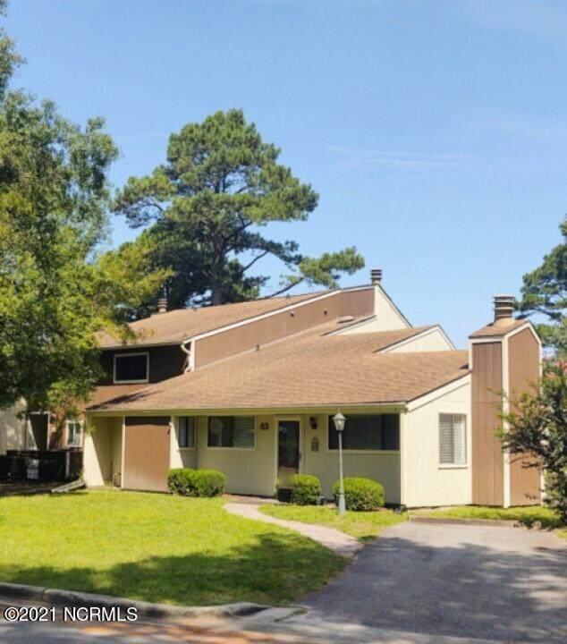 83 Quarterdeck Townes, New Bern, NC 28562 (MLS #100285410) :: Coldwell Banker Sea Coast Advantage