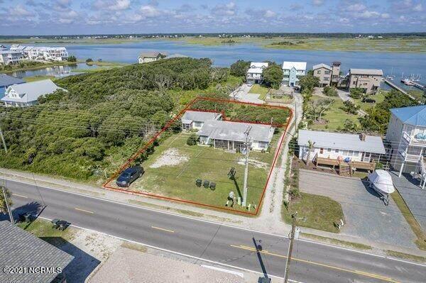 820 N Anderson Boulevard, Topsail Beach, NC 28445 (MLS #100287895) :: Frost Real Estate Team