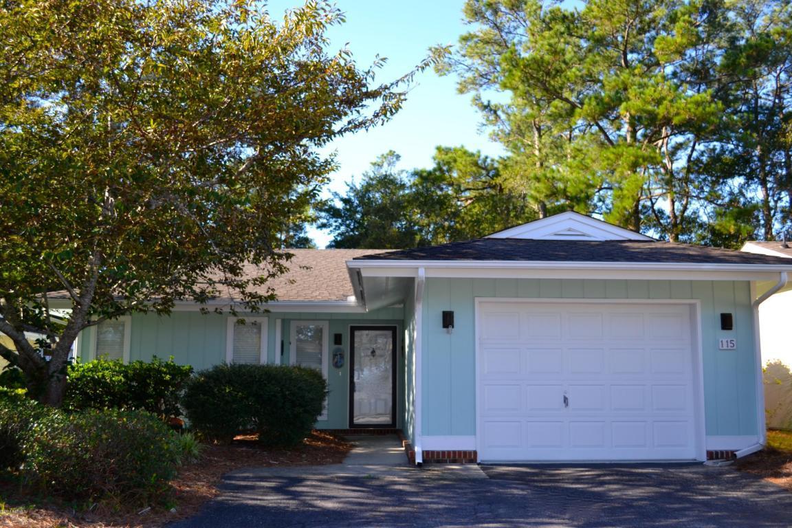 115 Mcginnis Drive, Pine Knoll Shores, NC 28512 (MLS #11403297) :: Century 21 Sweyer & Associates