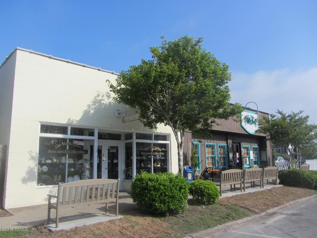 131 Turner Street, Beaufort, NC 28516 (MLS #11502540) :: Century 21 Sweyer & Associates