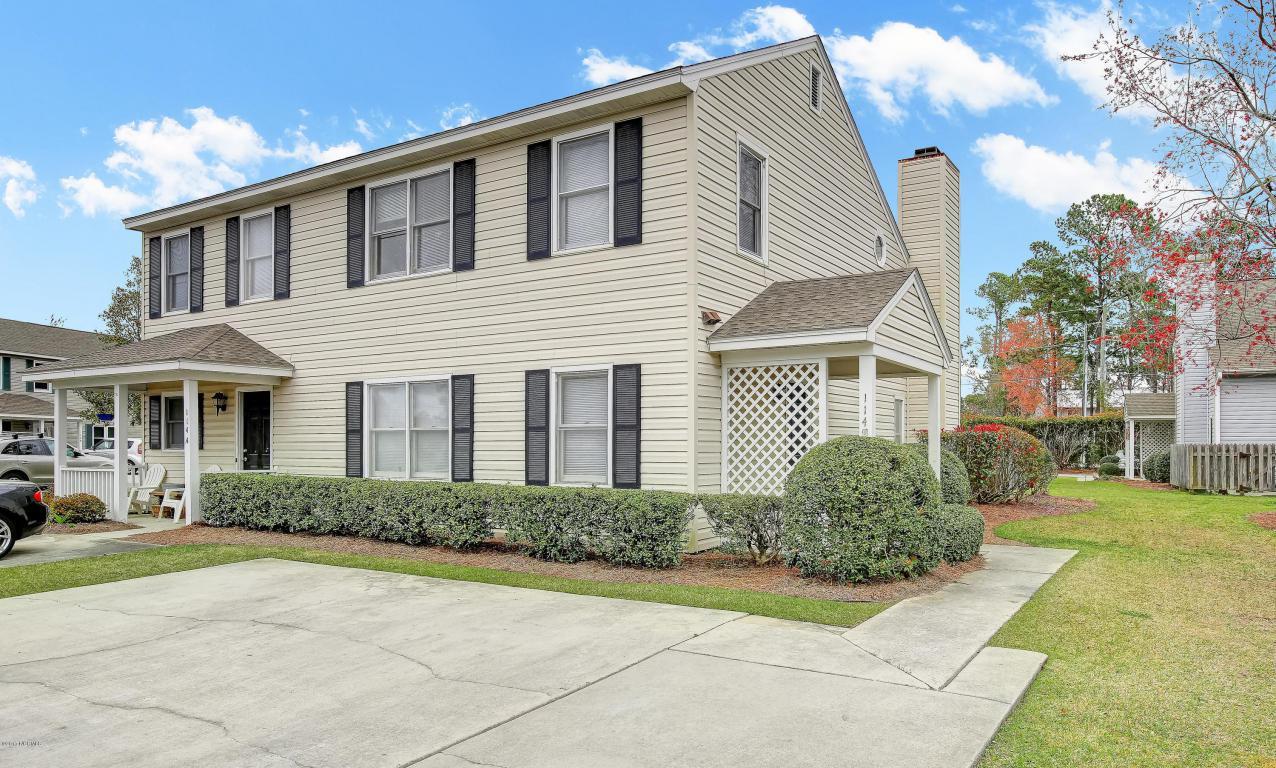 114 Lullwater Drive B, Wilmington, NC 28403 (MLS #30528227) :: Century 21 Sweyer & Associates