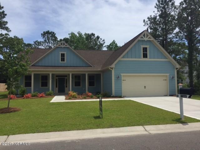 7206 Gregory Thorpe Lane, Wilmington, NC 28411 (MLS #30529450) :: Century 21 Sweyer & Associates