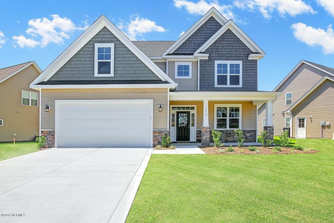 1439 Eastbourne Drive, Wilmington, NC 28411 (MLS #30530024) :: Century 21 Sweyer & Associates