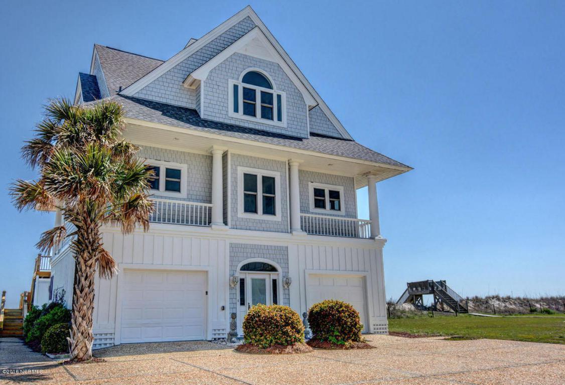 4172 Island Drive, North Topsail Beach, NC 28460 (MLS #40205614) :: Century 21 Sweyer & Associates