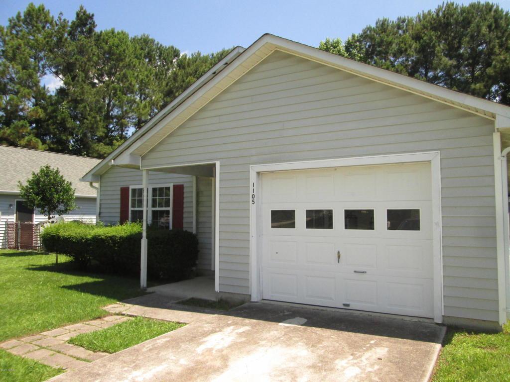 1105 Shroyer Circle, Jacksonville, NC 28540 (MLS #80176230) :: Century 21 Sweyer & Associates