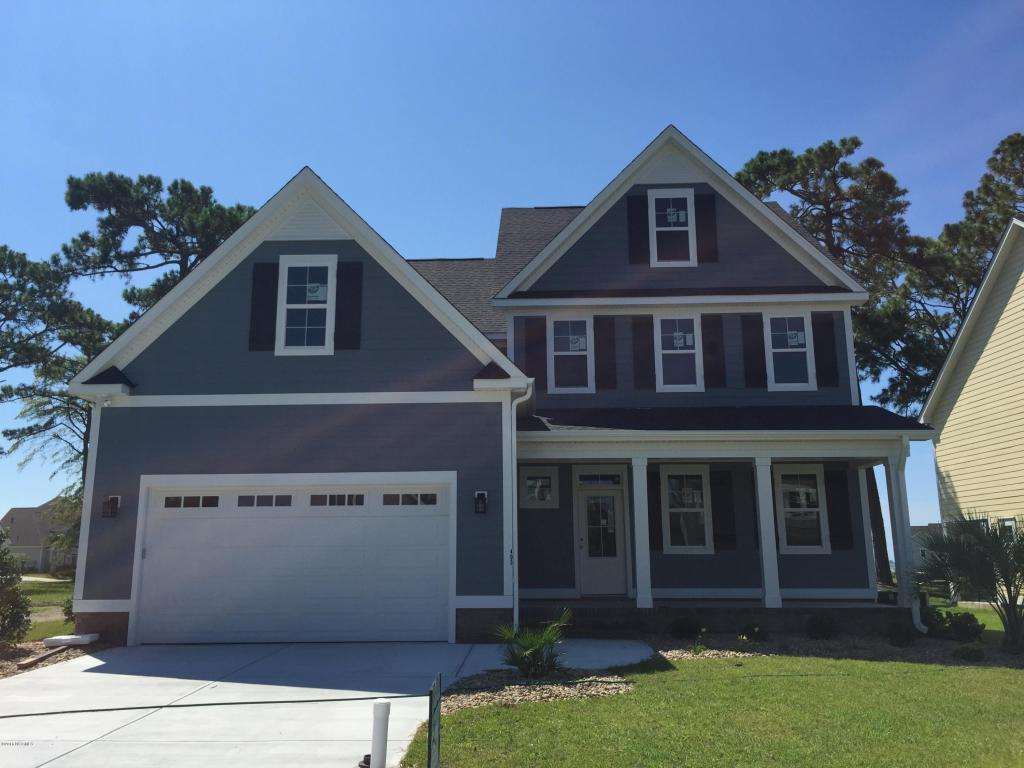 405 Lanyard Drive Lot 286, Newport, NC 28570 (MLS #100003232) :: Century 21 Sweyer & Associates