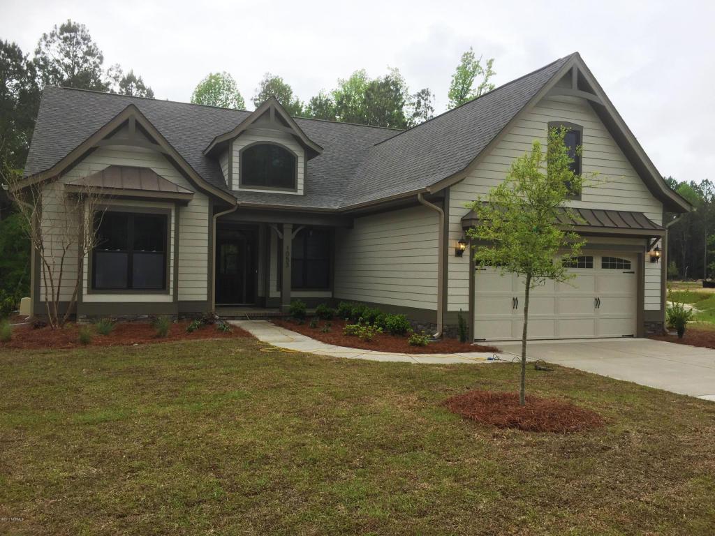 1053 Pandion Drive, Wilmington, NC 28411 (MLS #100006527) :: Century 21 Sweyer & Associates