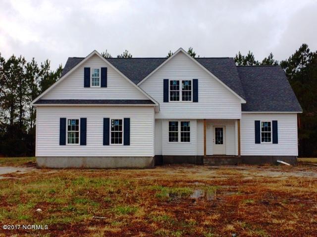 315 Bobbys Drive, Newport, NC 28570 (MLS #100010214) :: Century 21 Sweyer & Associates