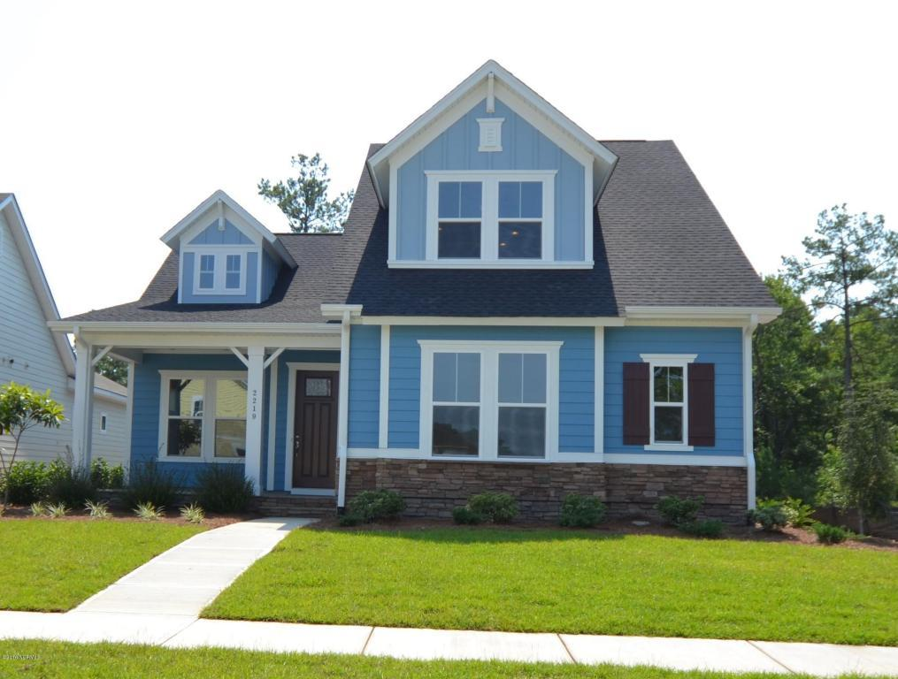 2219 Shelmore Way, Leland, NC 28451 (MLS #100010630) :: Century 21 Sweyer & Associates