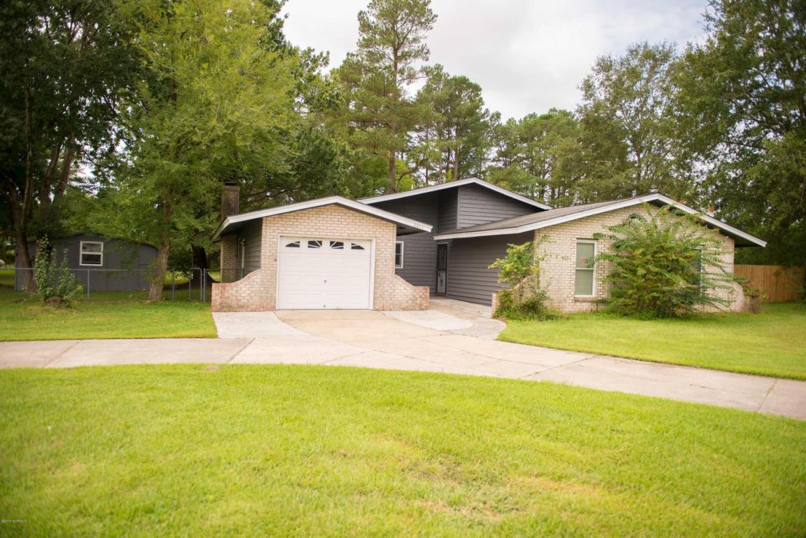 2000 Oakwood Drive, Jacksonville, NC 28546 (MLS #100011650) :: Century 21 Sweyer & Associates