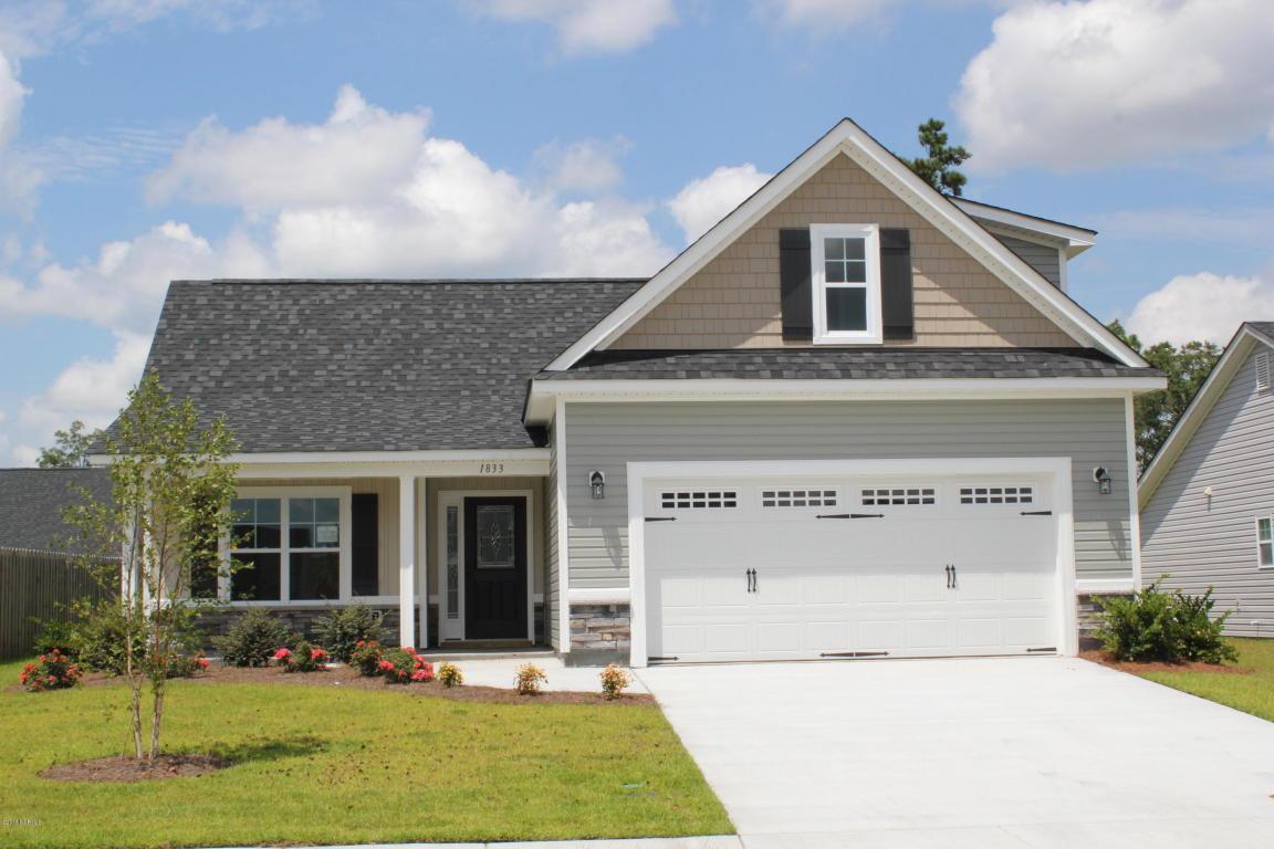 1833 Olive Pine Way, Leland, NC 28451 (MLS #100012068) :: Century 21 Sweyer & Associates