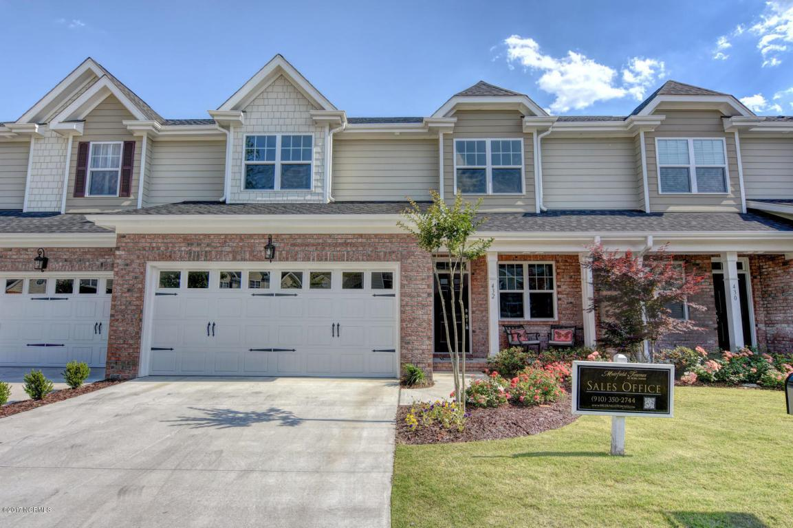 432 Newcastleton Drive, Wilmington, NC 28412 (MLS #100012891) :: Century 21 Sweyer & Associates