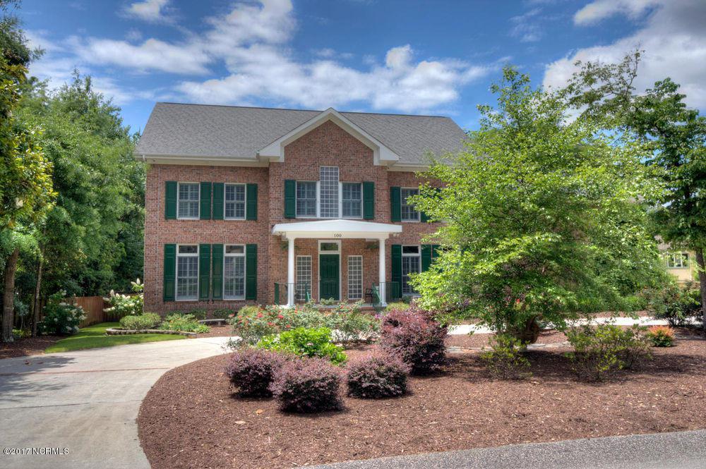 100 Edgewater Lane, Wilmington, NC 28403 (MLS #100014373) :: Century 21 Sweyer & Associates