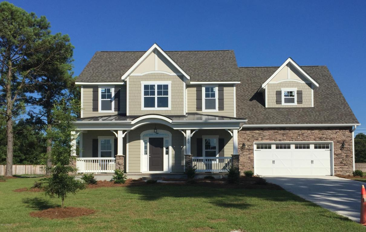 180 W Craftsman Way, Hampstead, NC 28443 (MLS #100014384) :: Century 21 Sweyer & Associates