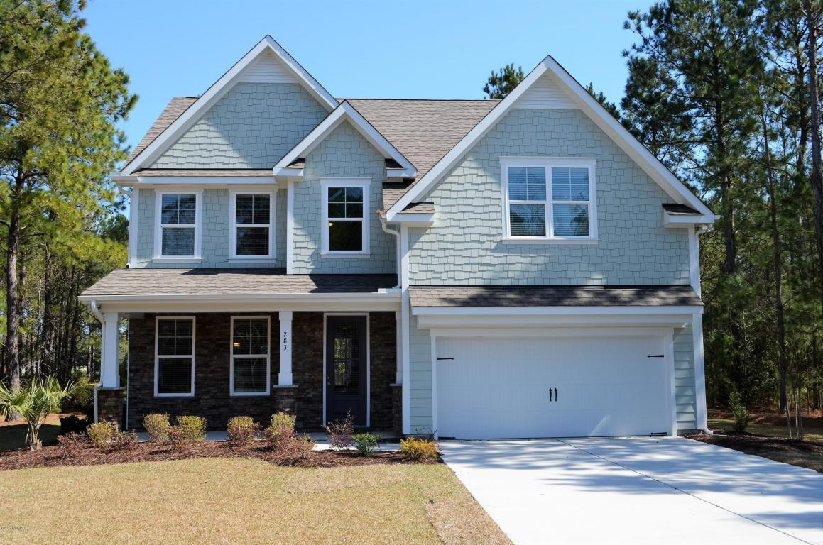 283 Majestic Oaks, Hampstead, NC 28443 (MLS #100014899) :: Century 21 Sweyer & Associates