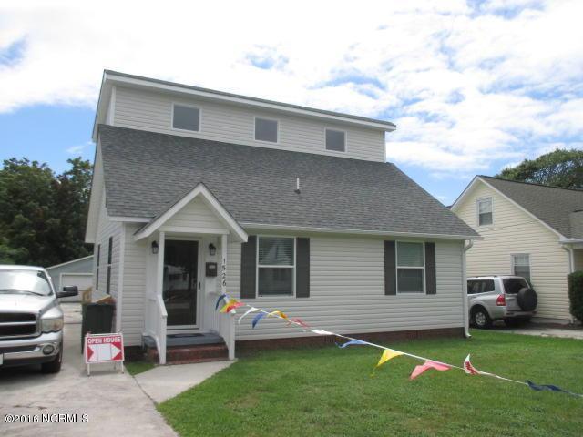 1526 Ann Street, Beaufort, NC 28516 (MLS #100015979) :: Century 21 Sweyer & Associates