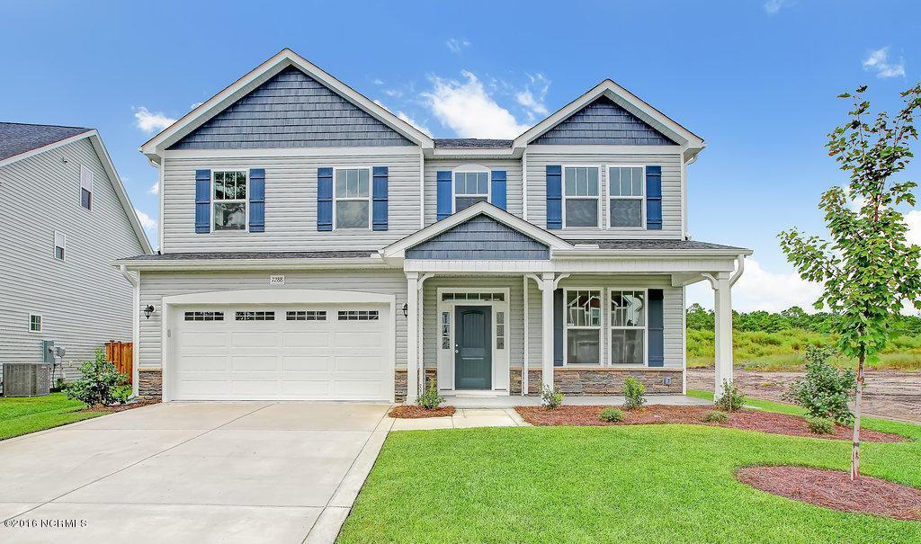 7288 Sanctuary Drive, Wilmington, NC 28411 (MLS #100016467) :: Century 21 Sweyer & Associates