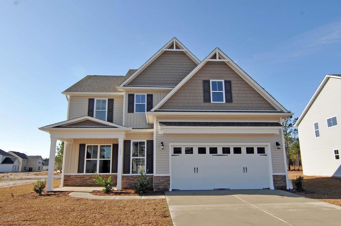 765 Heartwood Drive, Winnabow, NC 28479 (MLS #100021276) :: Century 21 Sweyer & Associates