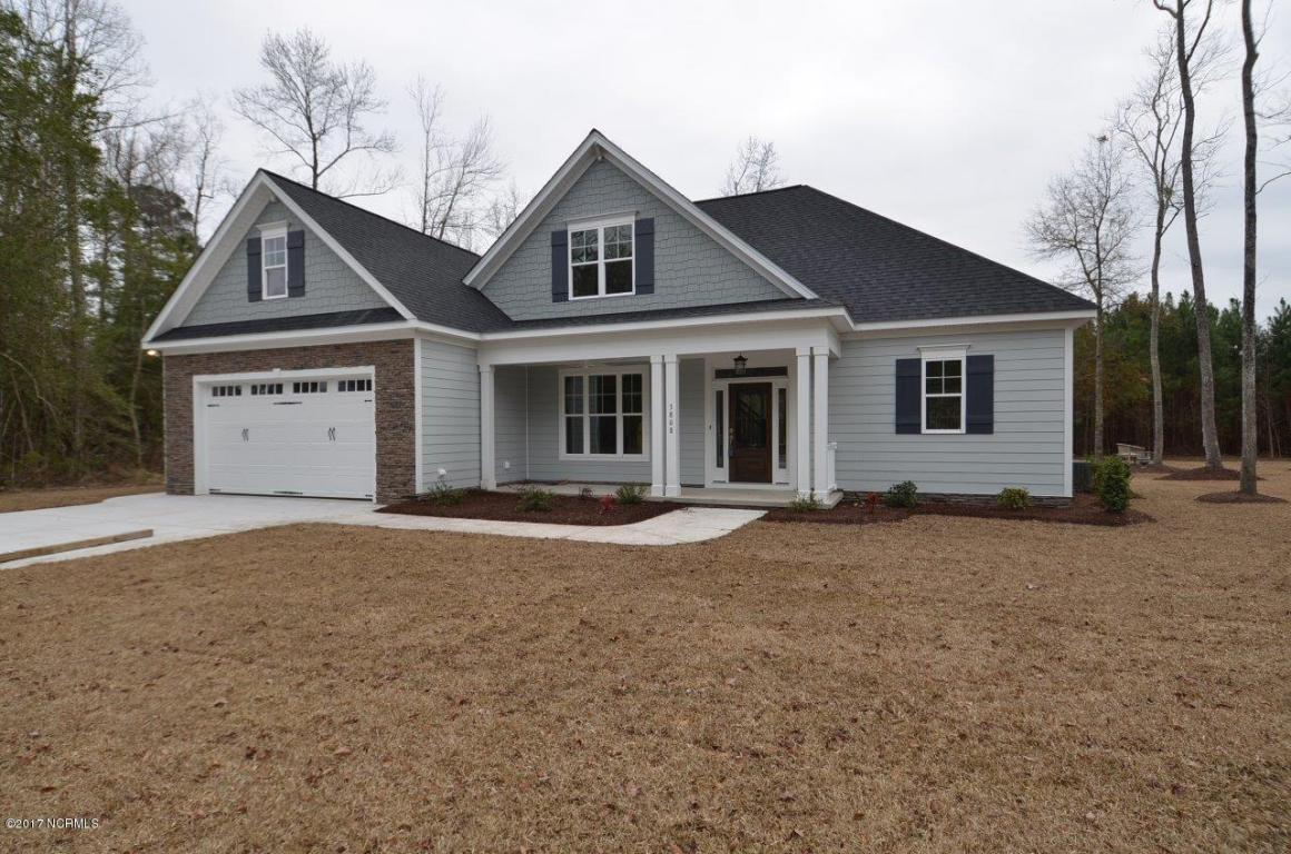 3808 Colony Woods Drive, Greenville, NC 27834 (MLS #100021932) :: Century 21 Sweyer & Associates