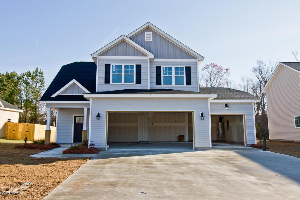 829 Tuscarora Trail, Jacksonville, NC 28546 (MLS #100022918) :: Century 21 Sweyer & Associates