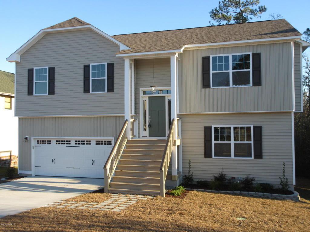 417 Jasmine Lane, Jacksonville, NC 28546 (MLS #100023241) :: Century 21 Sweyer & Associates