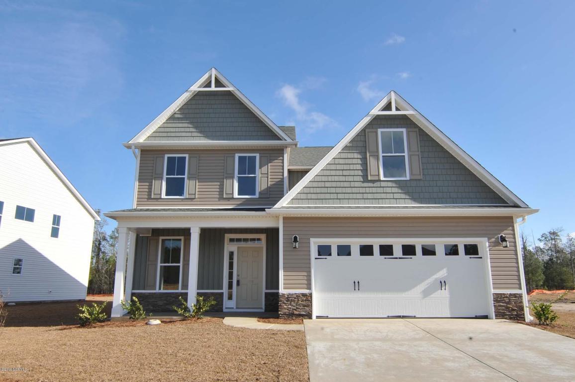 776 Heartwood Drive, Winnabow, NC 28479 (MLS #100023301) :: Century 21 Sweyer & Associates