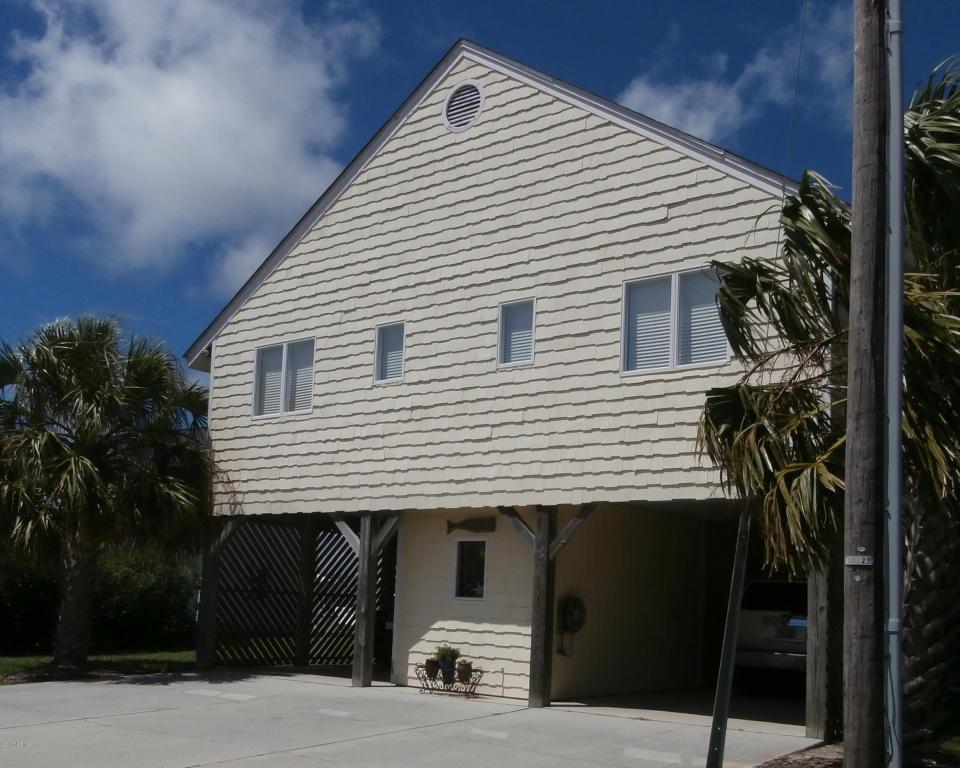 110 1st Street, Atlantic Beach, NC 28512 (MLS #100025681) :: Century 21 Sweyer & Associates