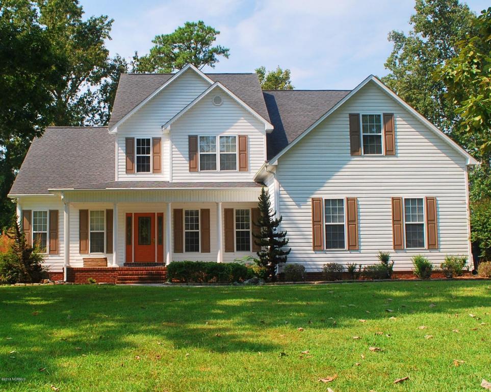 649 Par Drive, Jacksonville, NC 28540 (MLS #100027043) :: Century 21 Sweyer & Associates