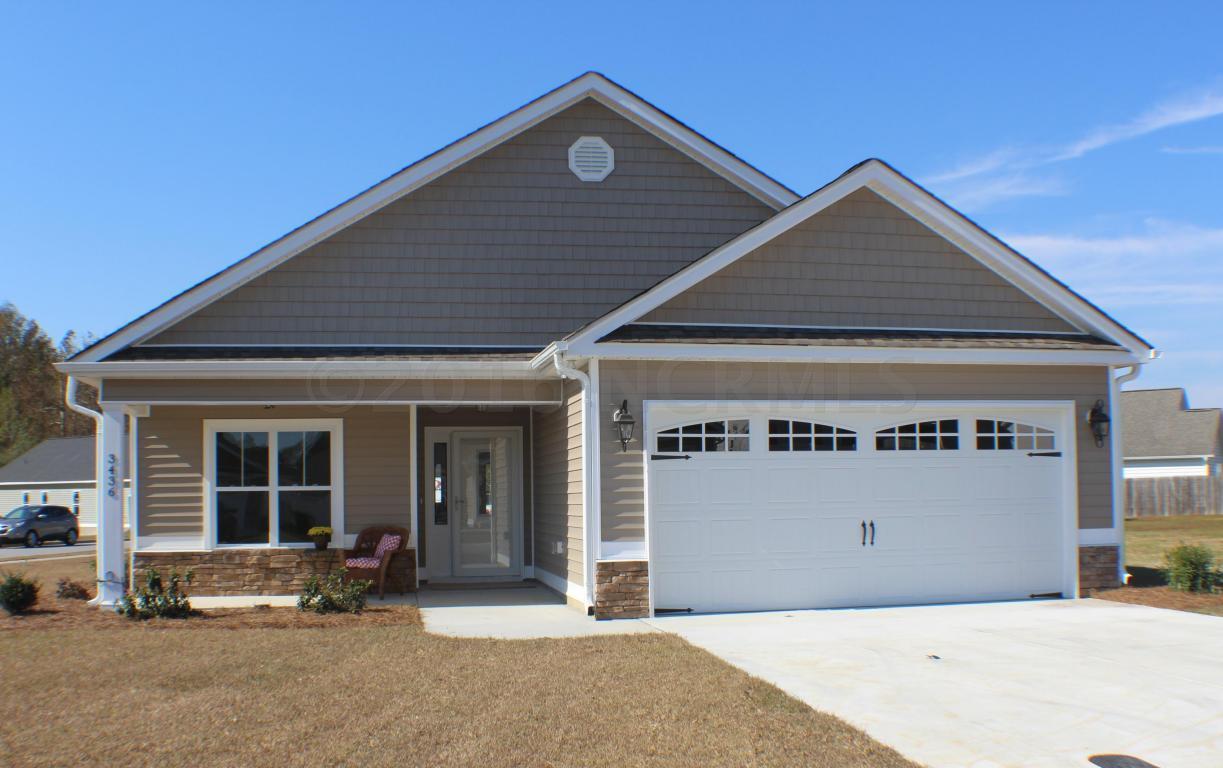 3436 Sagewood Court, Winterville, NC 28590 (MLS #100028074) :: Century 21 Sweyer & Associates