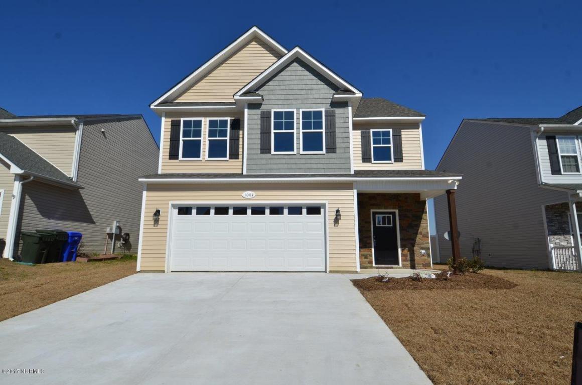 1004 Jade Lane, Winterville, NC 28590 (MLS #100028252) :: Century 21 Sweyer & Associates