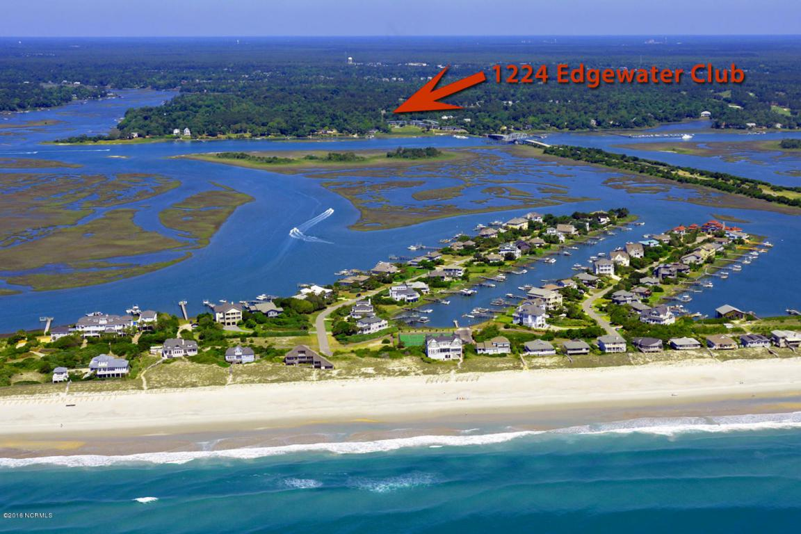 1224 Edgewater Club Road, Wilmington, NC 28411 (MLS #100028459) :: Century 21 Sweyer & Associates