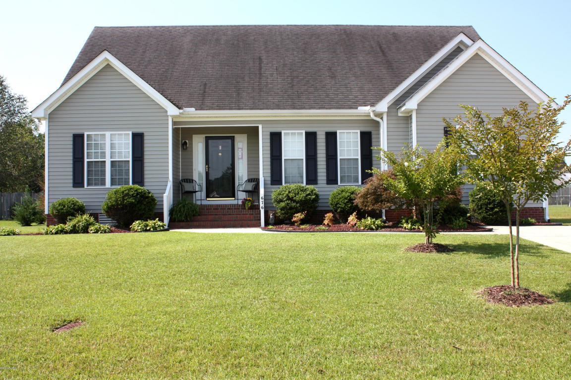 676 Edenbrook Drive, Winterville, NC 28590 (MLS #100029038) :: Century 21 Sweyer & Associates